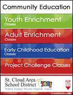Community Ed Catalogs