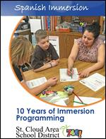 Spanish Immersion Brochure