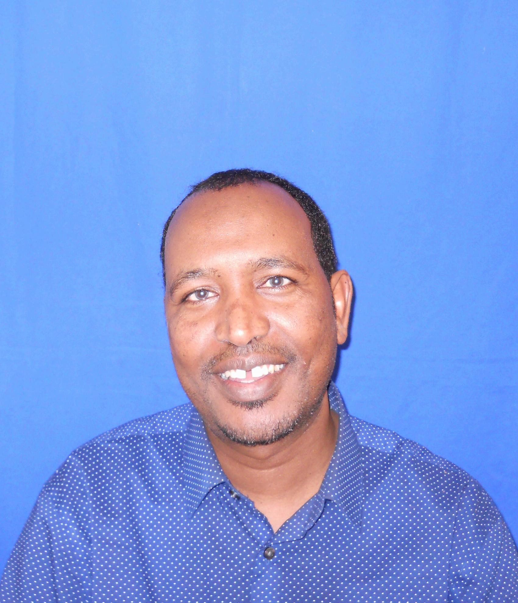 photo of OSMAN AHMED